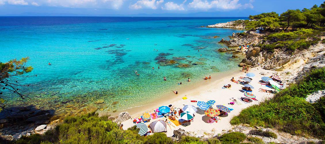 Grecia De Coasta Si Statiunile Ei Blog Dertour