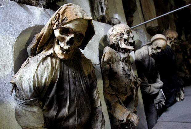 Catacombele Capuchin