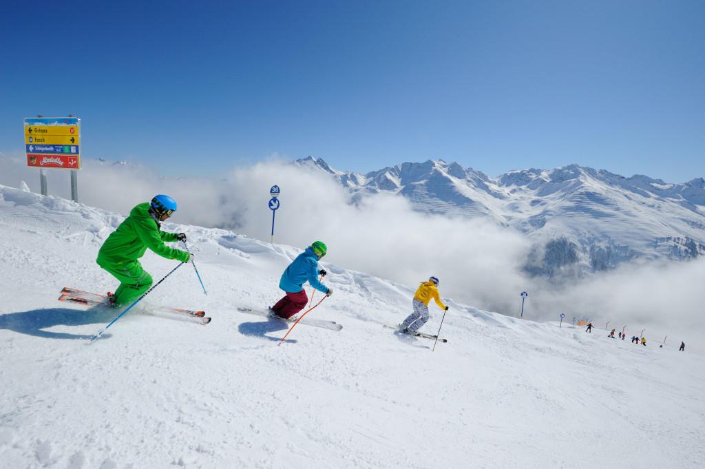 Schi in Austria