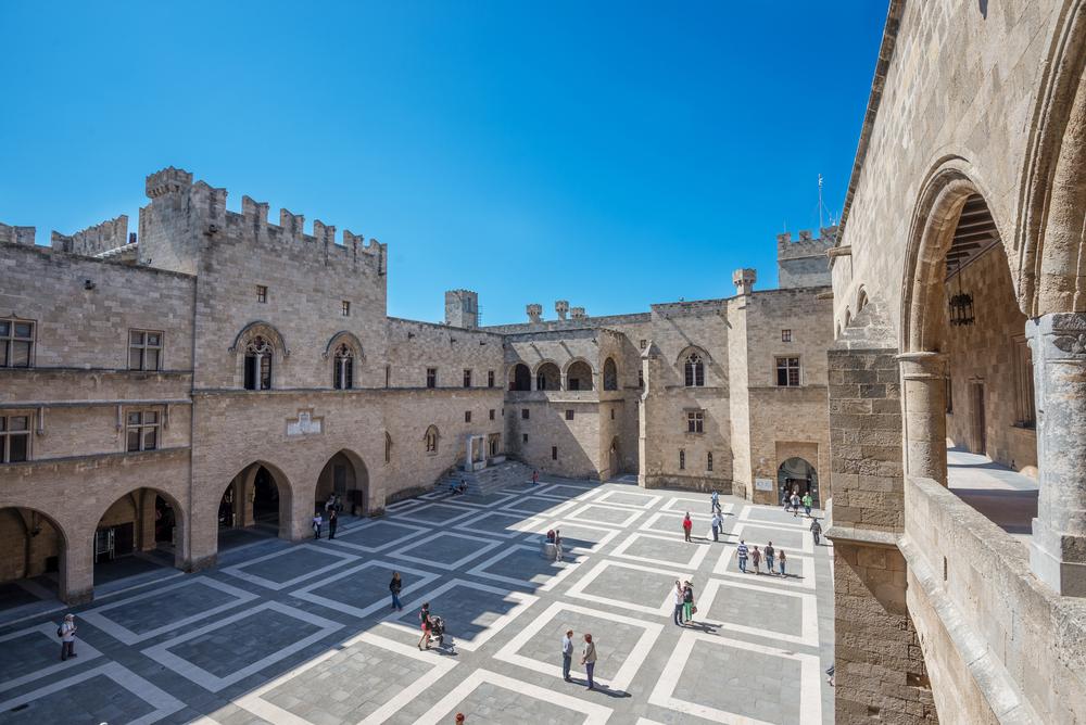 Cetatea Medievala din Rhodos