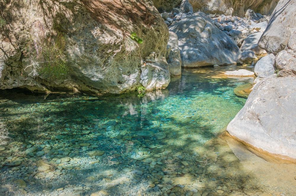 Creta, Defileul Samaria 3