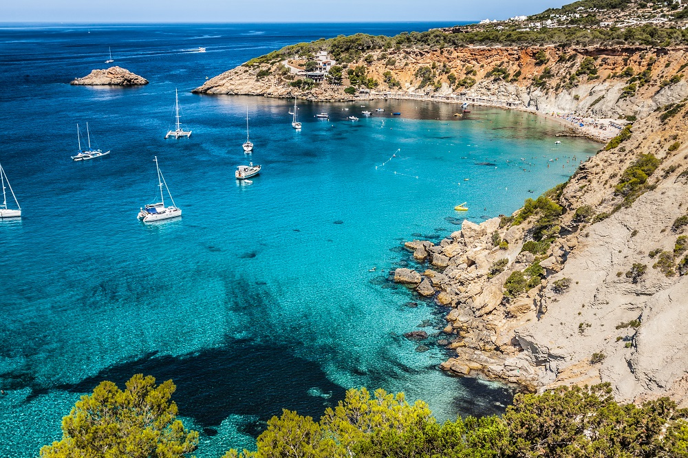 Ibiza oneinchpunch shutterstock