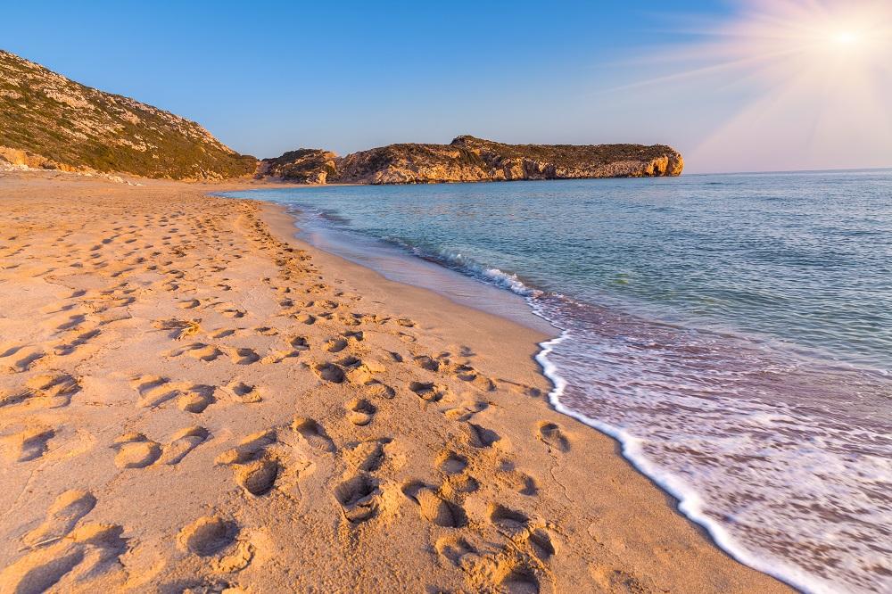 Plaja Patara, foto Andrew Mayovskyy