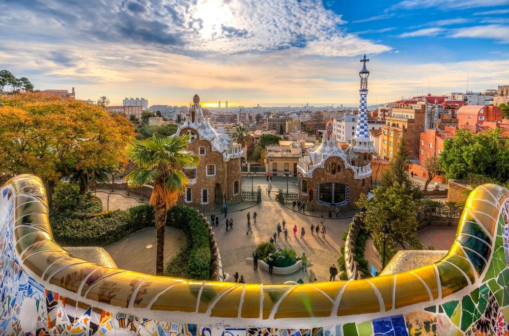 Barcelona, foto Georgios Tsichlis