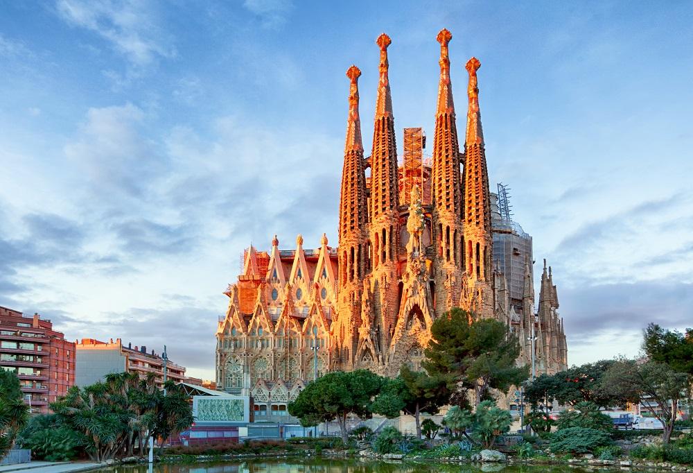 Sagrada Familia, foto TTstudio
