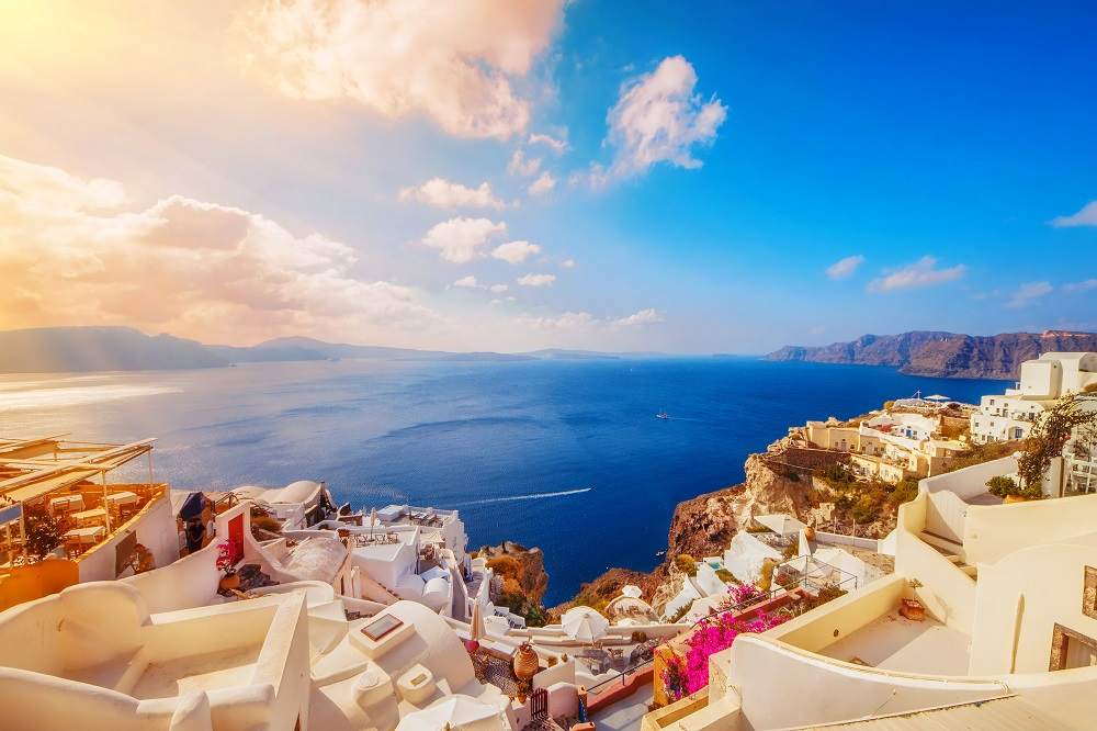 Santorini, foto Mila Atkovska
