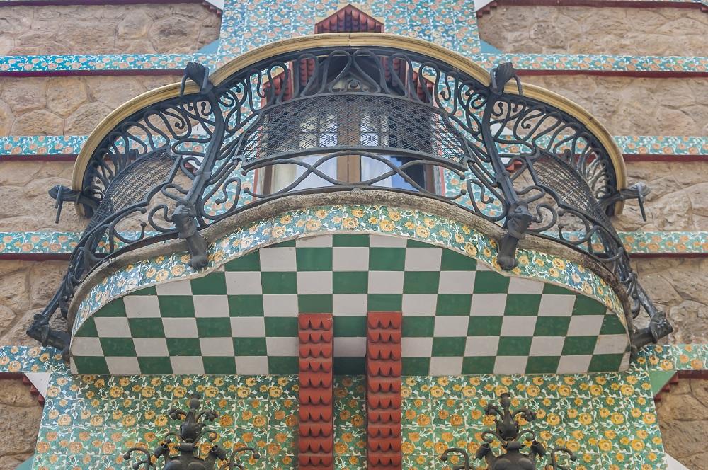 Casa Vicens, foto Luxerendering