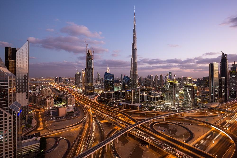 Dubai, foto Dmitry Birin