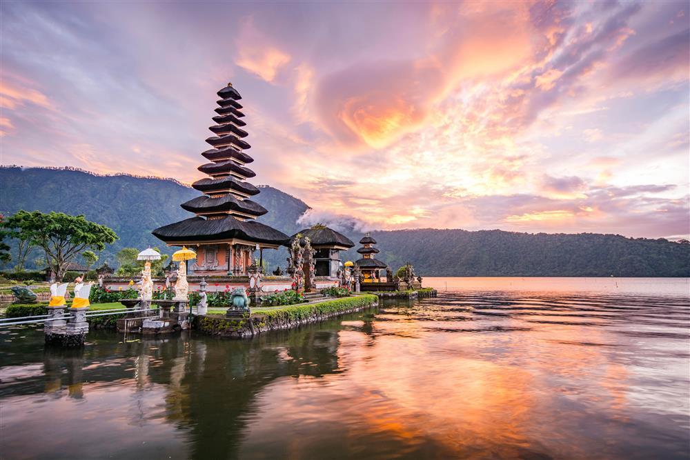 Ulun Danu - Templu Bali