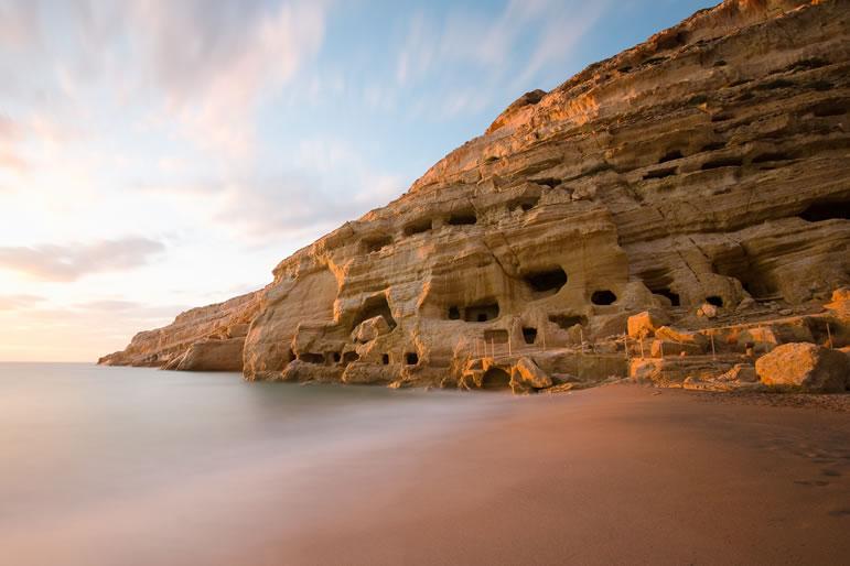 Plaja Matala