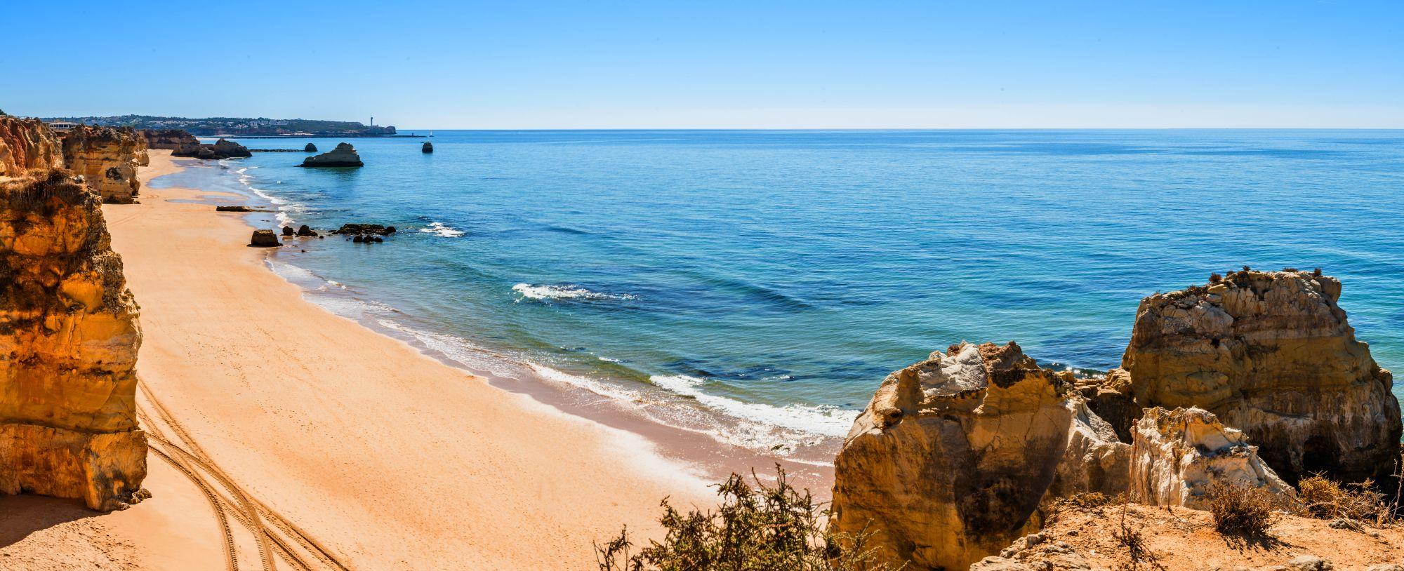 Praia do Rocha, Portugalia