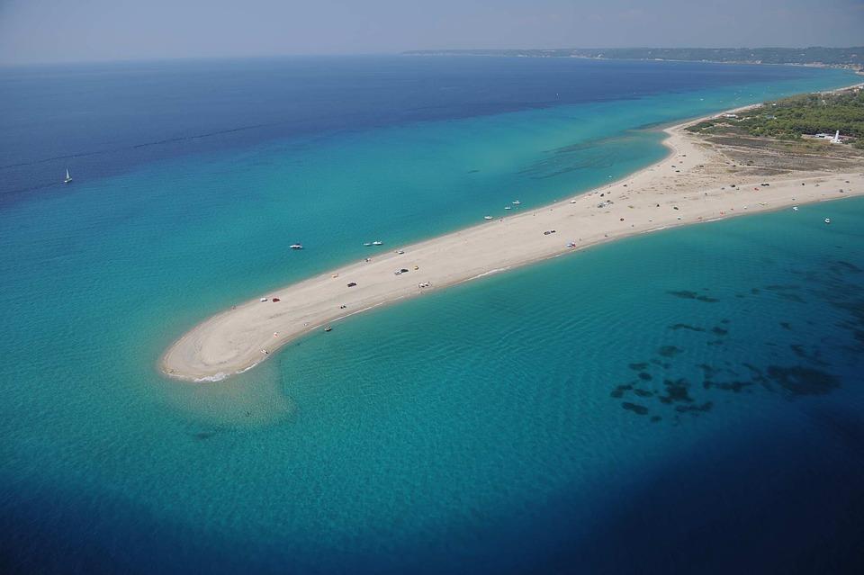 Plaja Possidi, Halkidiki