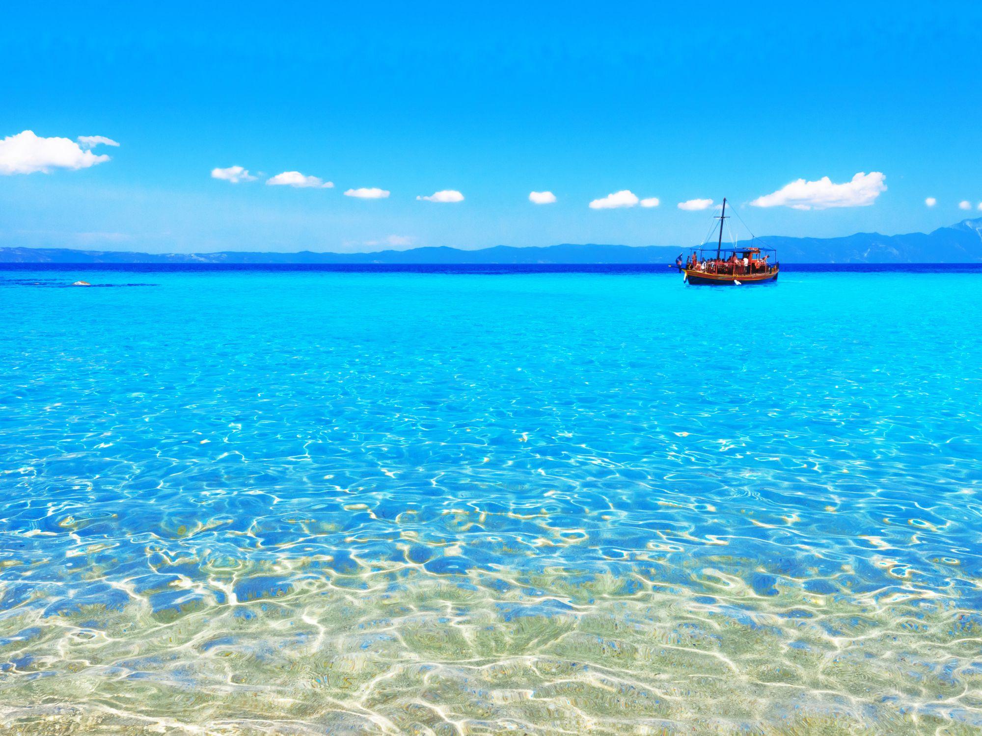 Myrsini Beach, Halkidiki