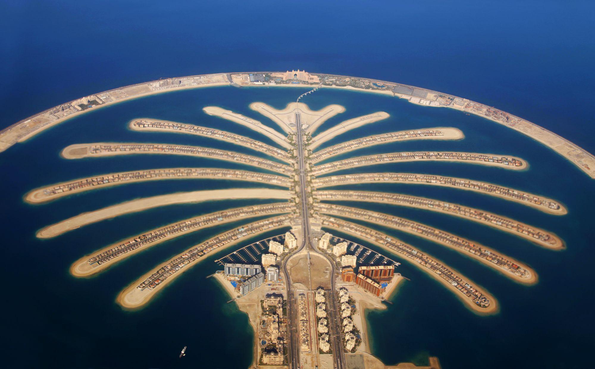 Palm Jumeirah Beach