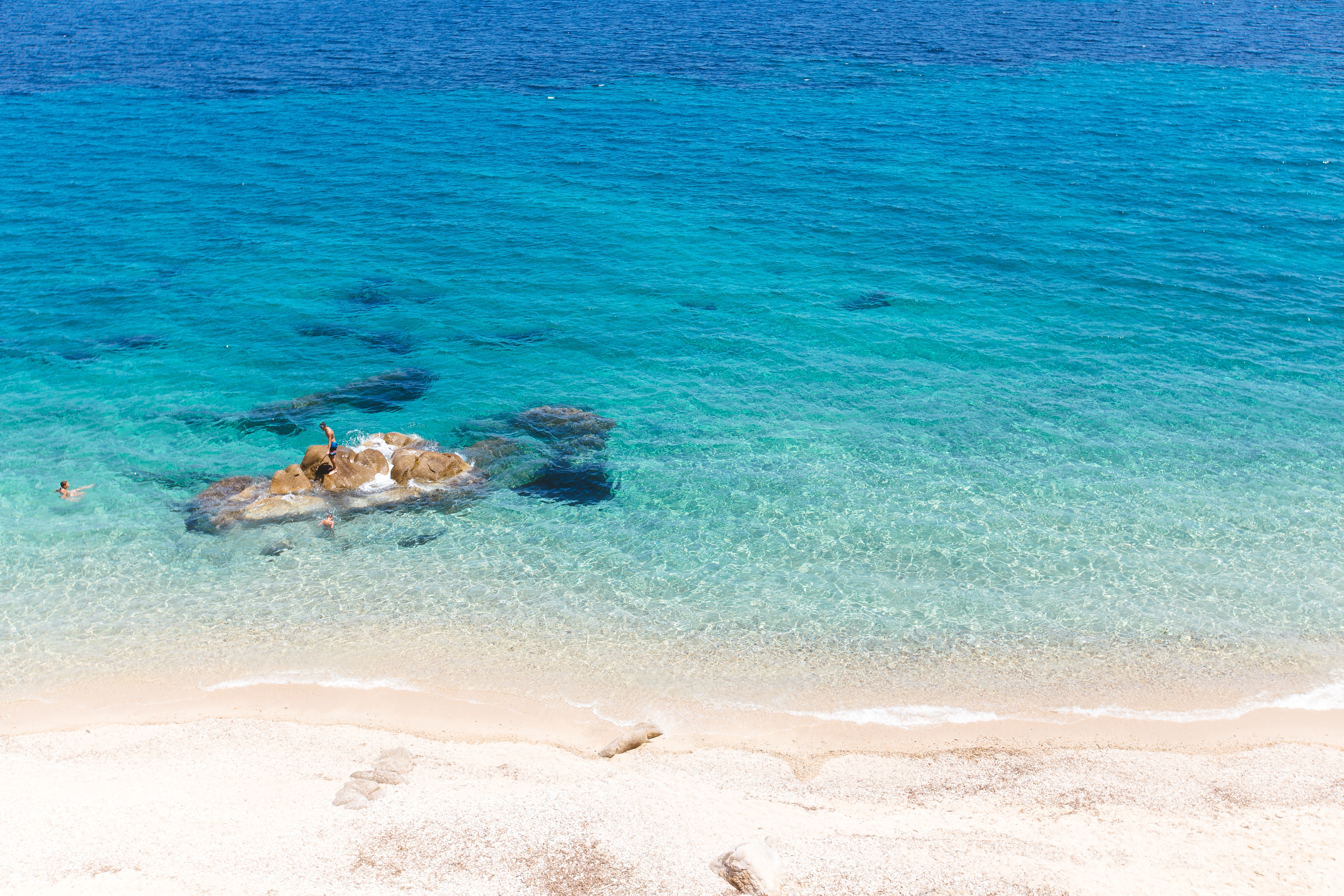 Plaja Fava, Halkidiki