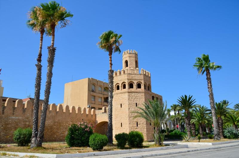 Manastirea Ribat, Tunisia