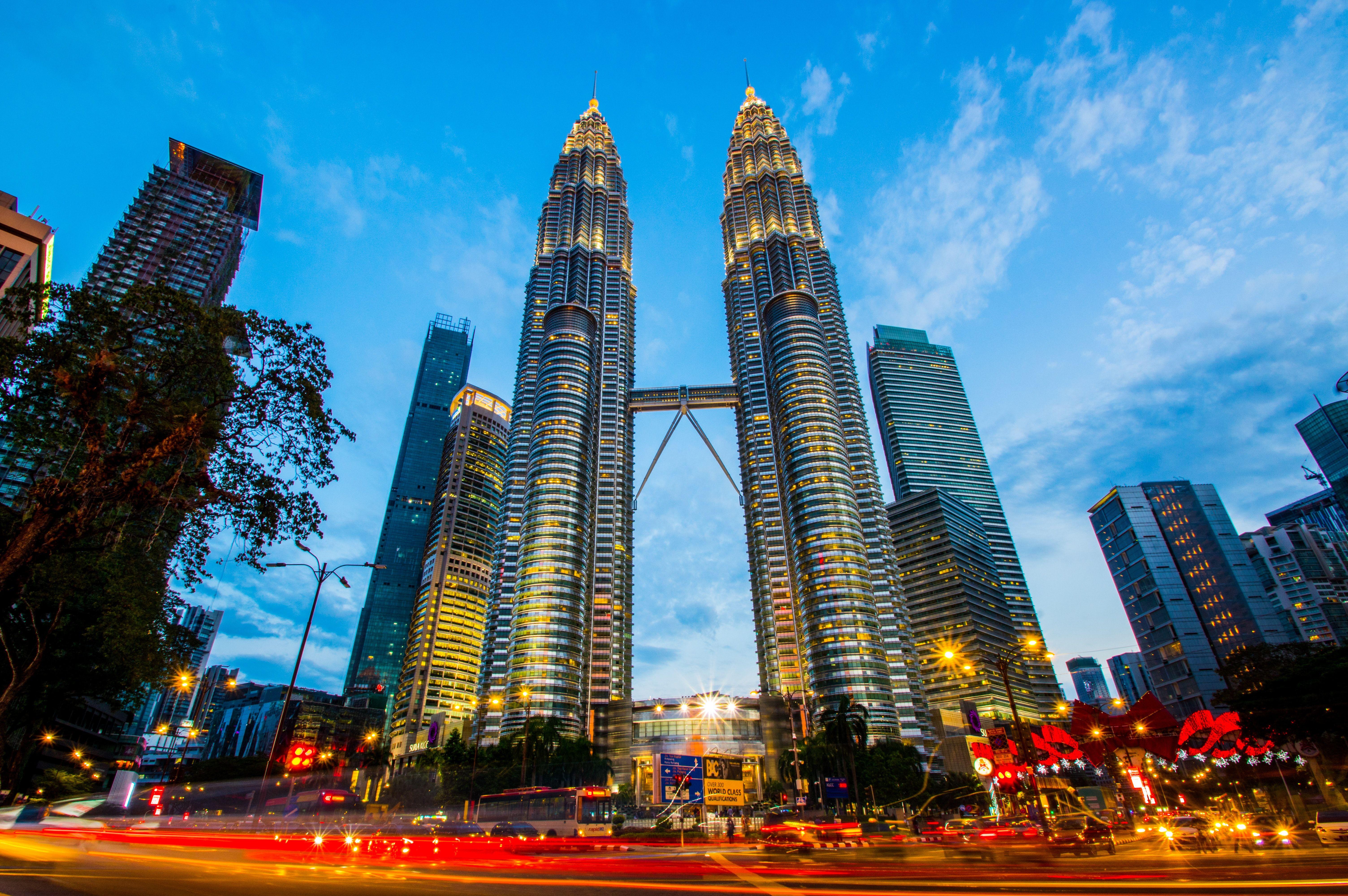 Turnurile Petronas, Kuala Lumpur, Malaezia